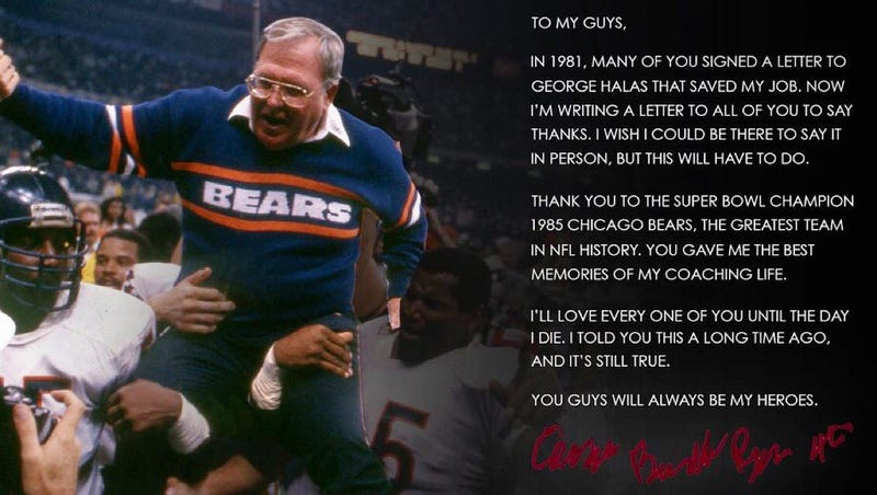 Illustration for article titled Rest In Peace, Buddy Ryan