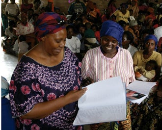 Illustration for article titled Women Are The Economic Backbone Of The New Rwanda