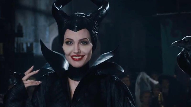 Angelina Jolie, seen here in Maleficent, may be joining The Eternals.