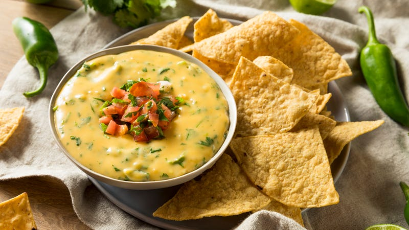 Illustration for article titled That lady's queso didn't look like queso