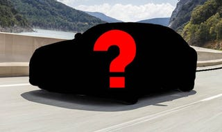 Illustration for article titled Guess my rental car!