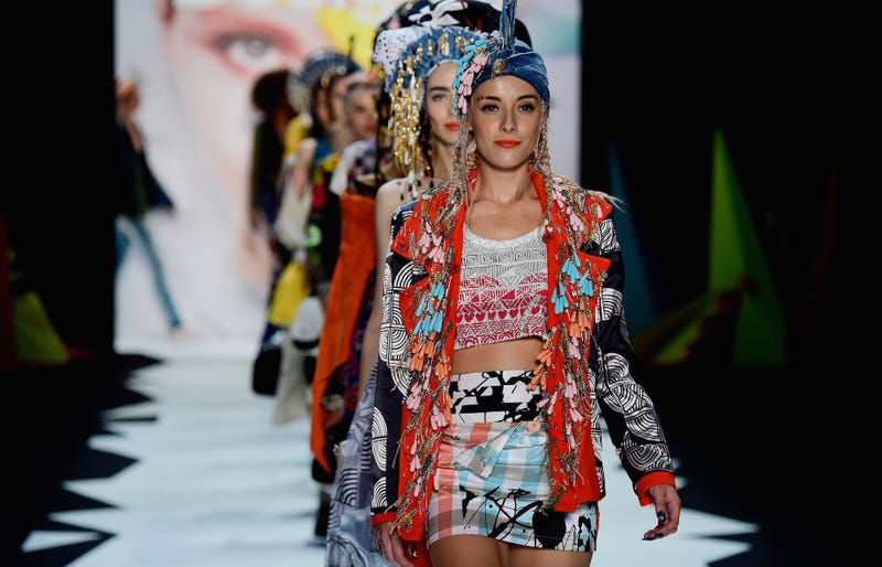 Illustration for article titled NYFW: What Is the Deal With Desigual?