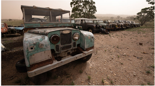 Illustration for article titled Land Rover EVs