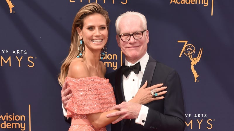 Illustration for article titled Heidi Klum on Leaving Lifetime With Tim Gunn: Project Runway 'Was Our Baby'