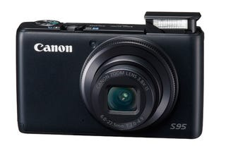 Illustration for article titled Canon PowerShot S95: Our Favorite Point-and-Shoot Gets 720p Video