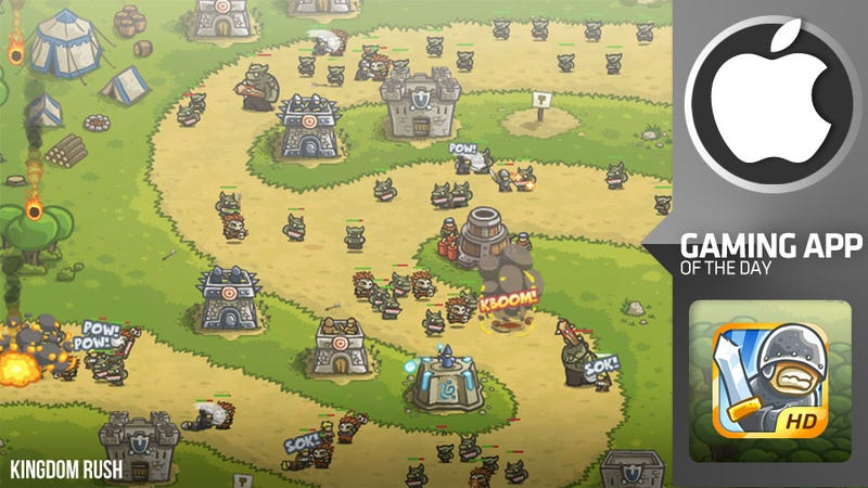 Illustration for article titled Kingdom Rush Is the Tower Defense Game Everyone Is Rightfully Raving About