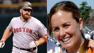 Illustration for article titled Boston Herald: Kevin Youkilis Is Getting Married To Tom Brady's Sister