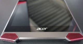 Illustration for article titled Acer's Got a Crazy New Gaming Tablet