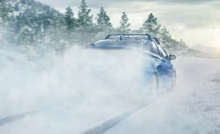 Illustration for article titled Toyota teases an AWD Prius; And in other news, Hell freezes over