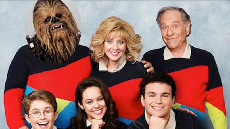 Illustration for article titled The Goldbergs will also celebrate Star Wars, but without Bob Newhart
