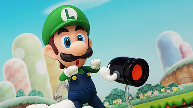 Illustration for article titled A Fitting Finish For The Year Of Luigi