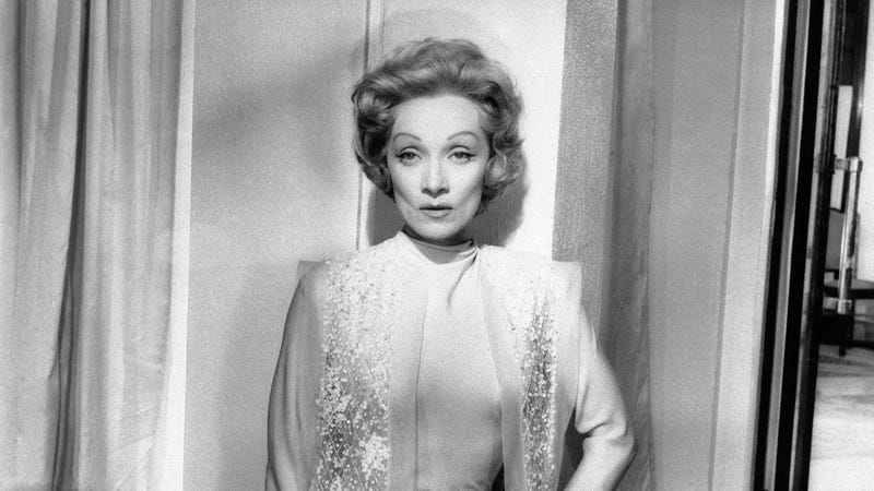 Marlene Dietrich's 116th birthday