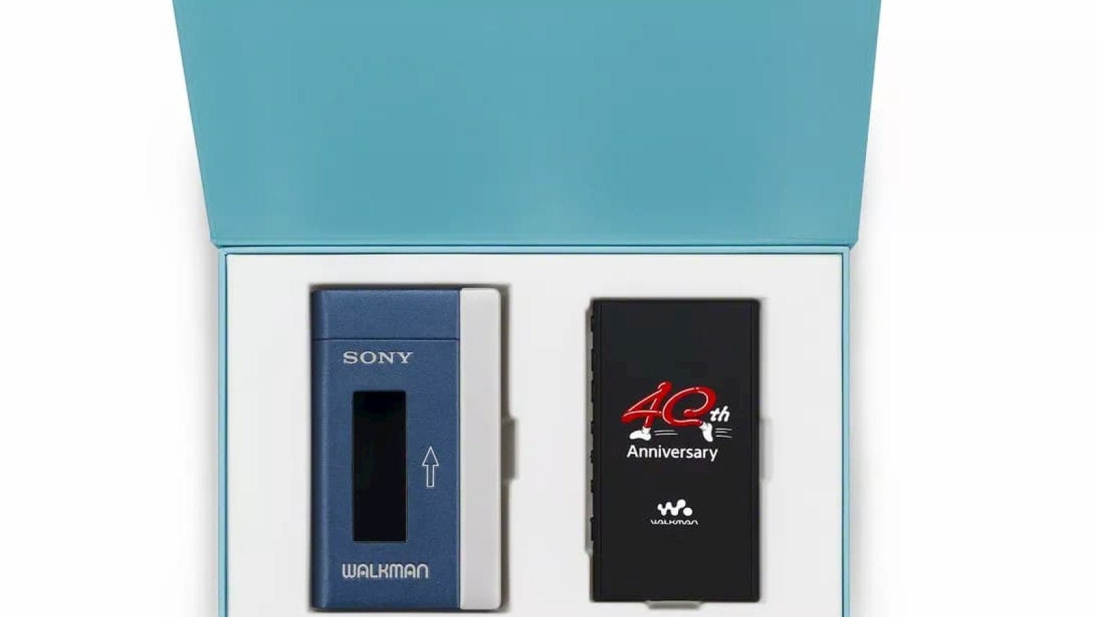 Sony Cashes In On Nostalgia With 40th-Anniversary Walkman (Now Cassette-Free!)