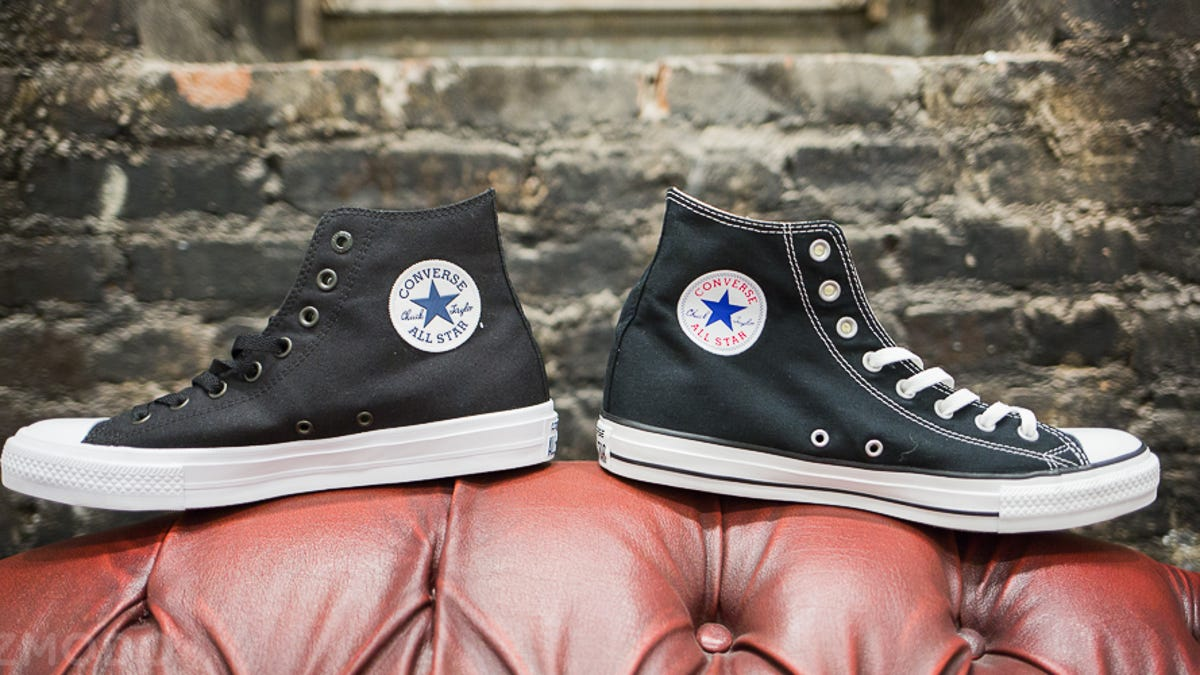 c494bdd1360f What It s Like to Wear the New Converse Chuck II