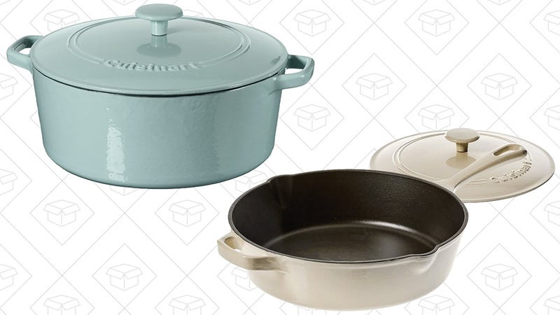 Cuisinart Cast Iron Sale