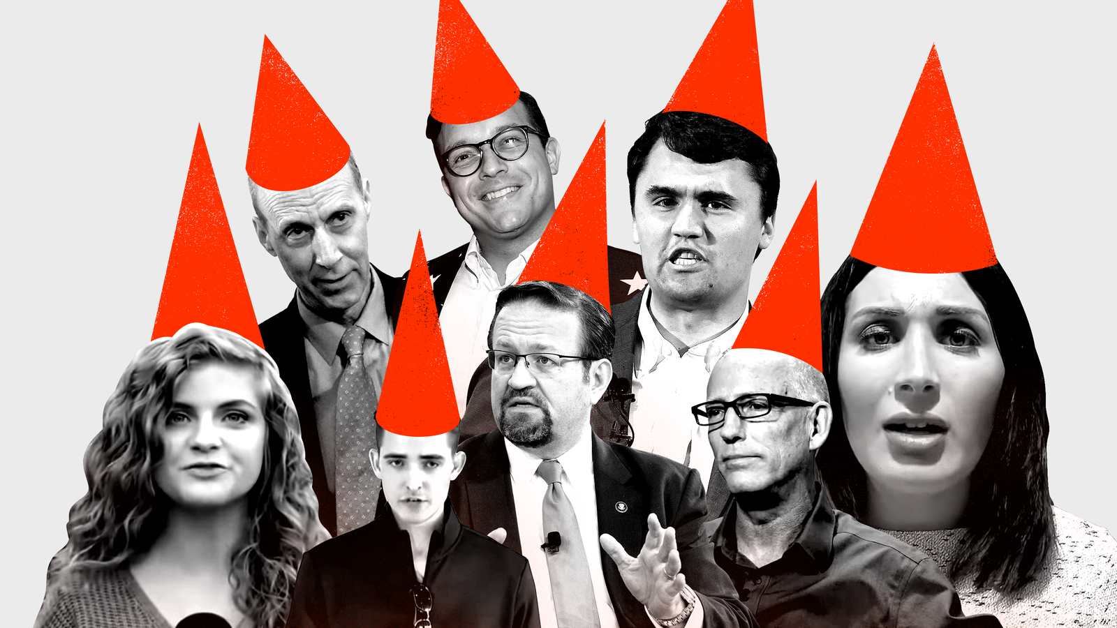 The 69 Idiots of 2018: Online Fever Swamp