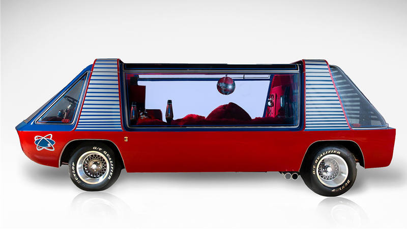 Illustration for article titled My Dream Vehicle is the George Barris' 1966 Tradesman Supervan