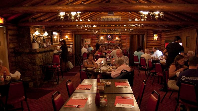 Inside a classic Wisconsin supper club (Photo: Old Fashioned: The Story of the Wisconsin Supper Club, the film)