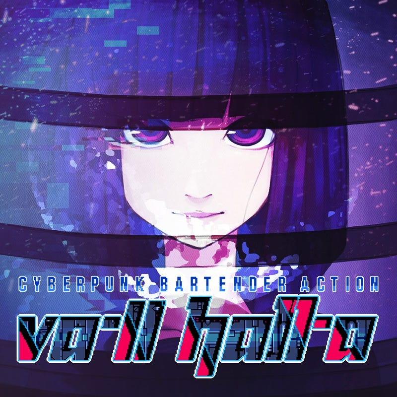 Illustration for article titled VA-11 HALL-A Cyberpunk Bartender Action Review