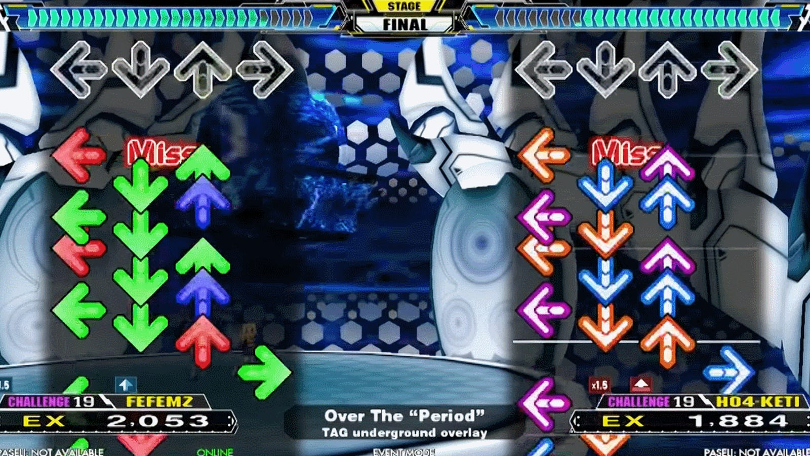 Even 20 Years Later, Dance Dance Revolution's Competitive Scene Has