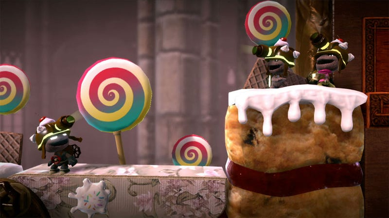 Illustration for article titled Review: LittleBigPlanet 2 Is Good For The Greedy Gamer