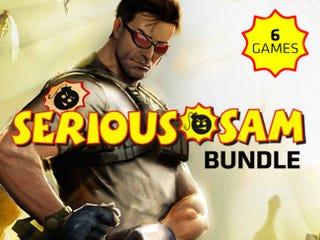 Illustration for article titled Get 75% Off The Serious Sam Gamer Bundle