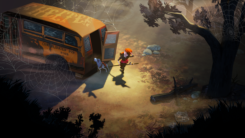 Screenshot: The Flame In The Flood/The Molasses Flood