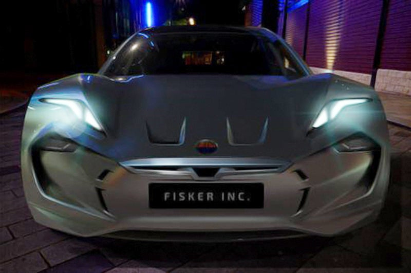 The New Fisker Is Indistinguishable From A Gigantic Hot