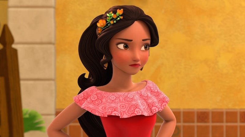 Illustration for article titled Disney Introduces Its First Latina Princess With New Television Series