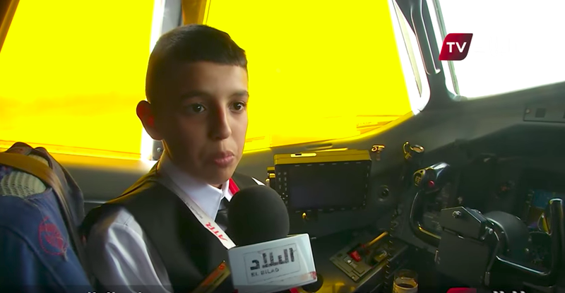 Photo: ElBilad TV/YouTube (screengrab)