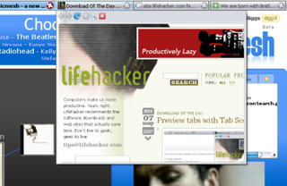 Illustration for article titled Preview tabs with Tab Scope (Firefox)