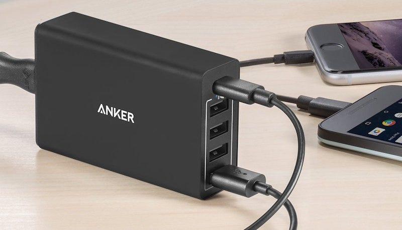 Anker PowerPort 5 USB-C