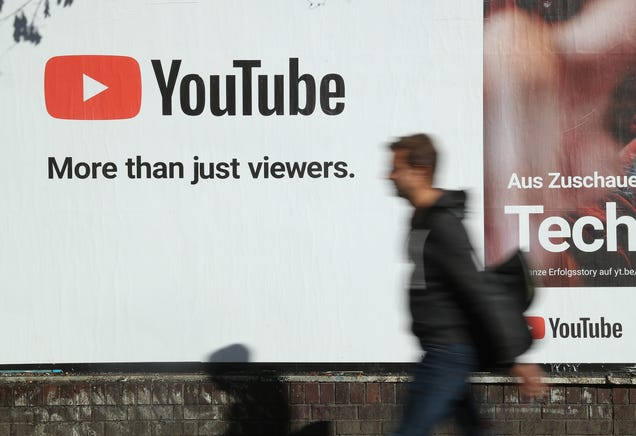 YouTube Will Now Play Ads Before More Videos, But Creators Won t See a Dime