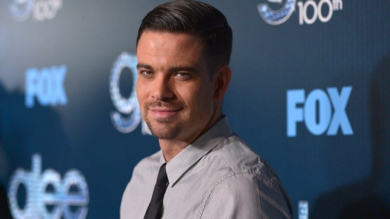 Illustration for article titled Glee's Mark Salling Was Previously Sued for Sexual Battery