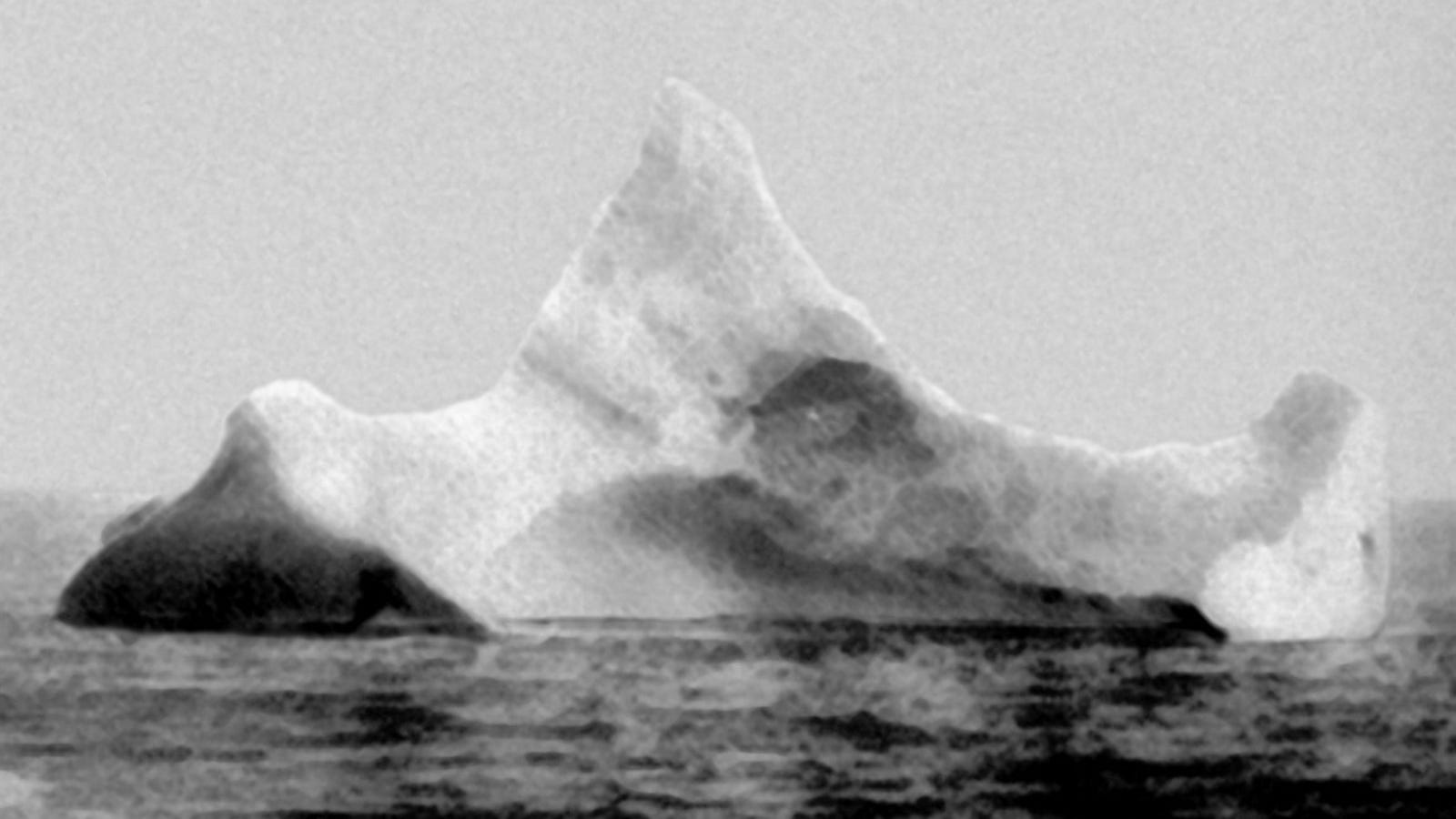 Whatever happened to the iceberg that sank the Titanic?