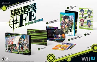 Illustration for article titled Tokyo Mirage Session #FE (SMT X FE) Gets Special Edition
