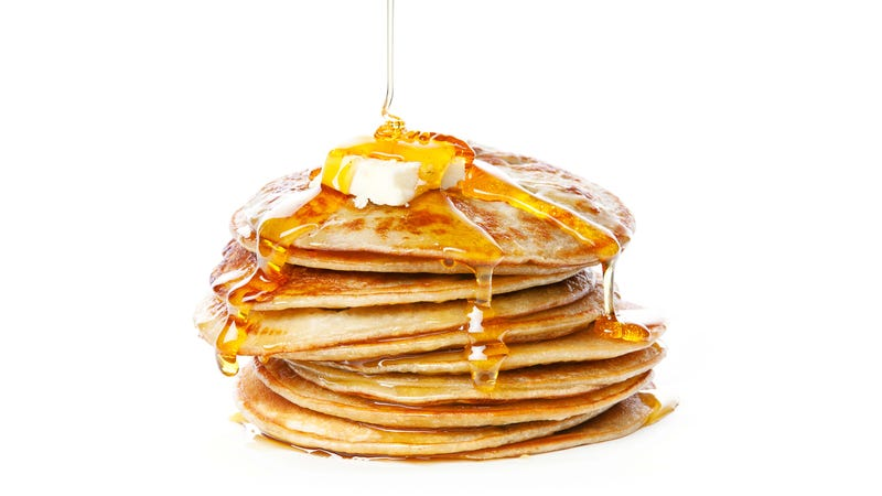 Illustration for article titled Pancakes Are Controlling Your Brain and Making You Eat More Pancakes