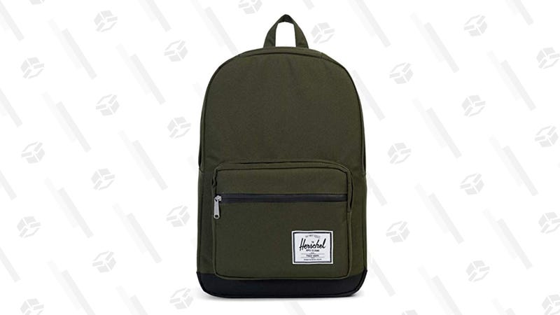 Herschel Pop Quiz Backpack | $45 | Amazon