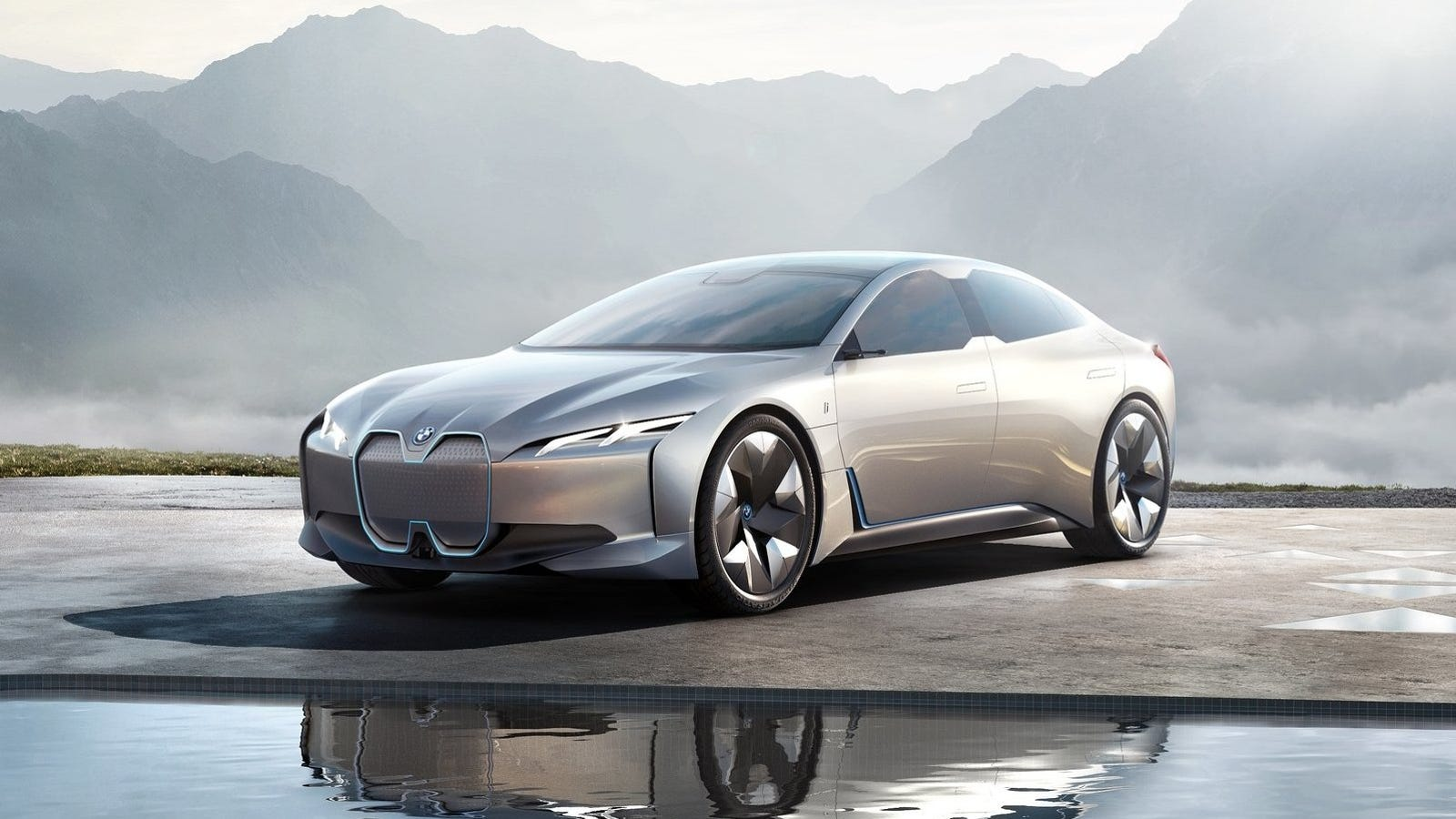 BMW Is Playing It Safe With Electric Cars, And Its