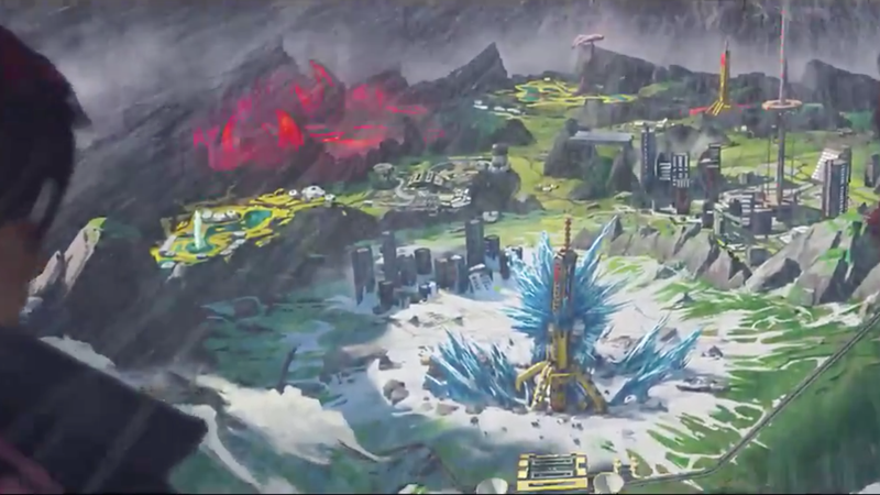 Illustration for article titled Apex Legends Is Getting Its First New Map