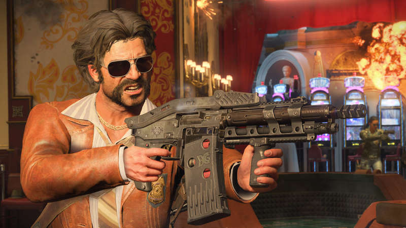 Illustration for article titled Grand Heist's DLC Maps Help Tell Black Ops 4's Missing Story