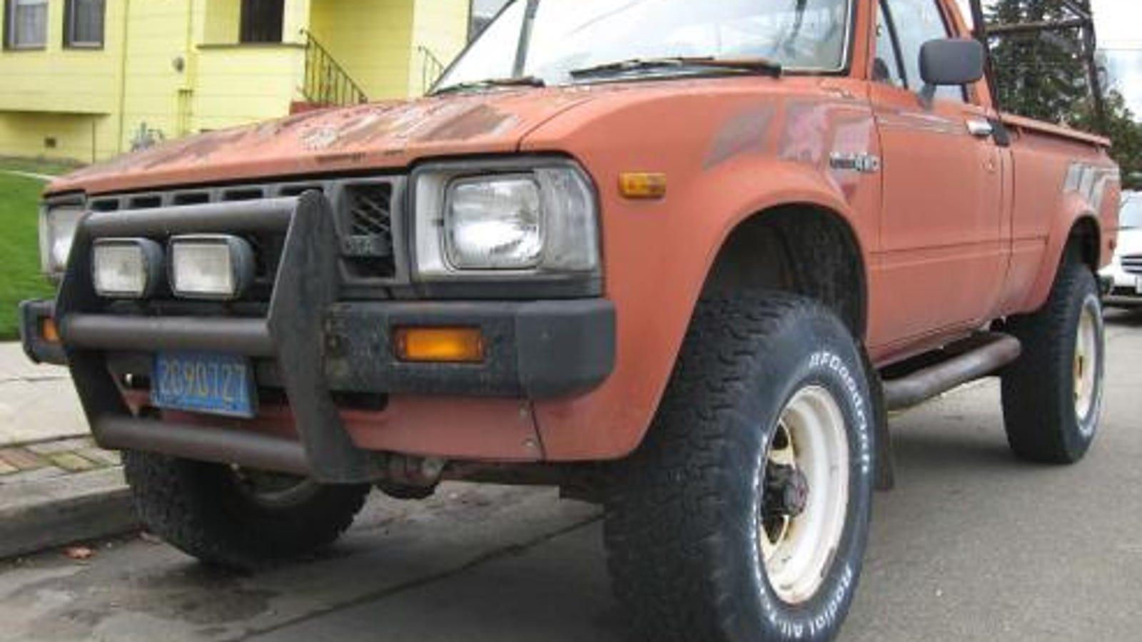 toyota truck 1983