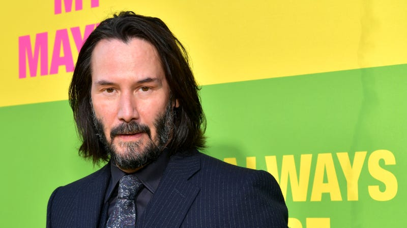 Illustration for article titled Keanu Reeves has basically broken Twitter