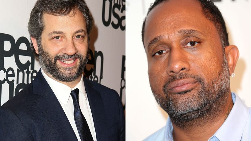 Illustration for article titled Black-ish Creator Calls Out Judd Apatow for 'Obsessive' Cosby Rants