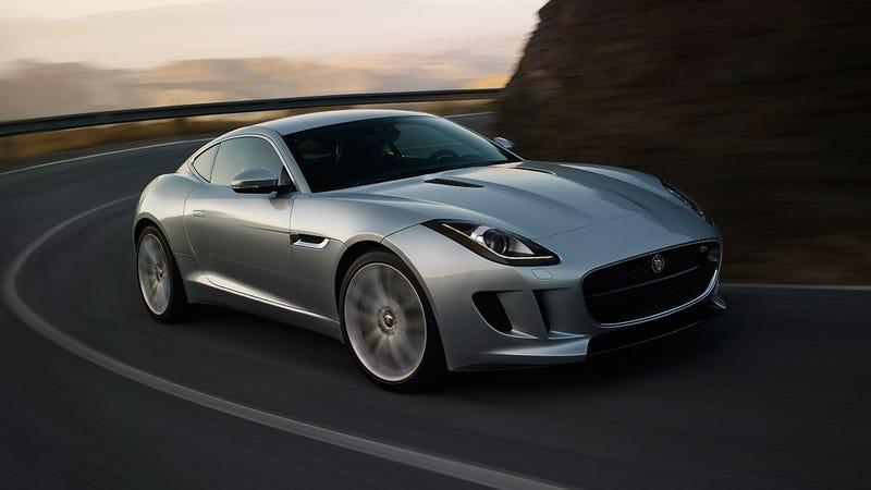 Illustration for article titled Jaguar Coupe or Coup d'état?