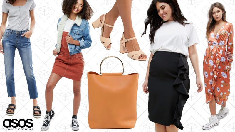 Up to 70% off select styles | ASOS