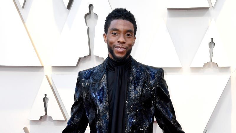 Illustration for article titled Chadwick Boseman to play history's first black samurai