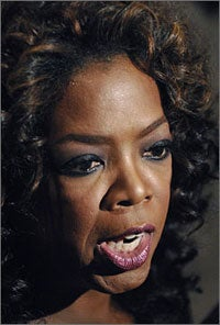 Illustration for article titled Oprah Pushing The Finding-A-Moral Agenda A Little Too Hard