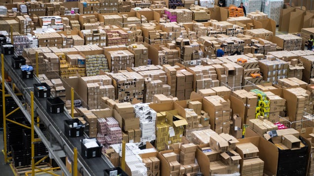 California Advances Historic Bill Targeting Amazon s Punishing Warehouse Quotas