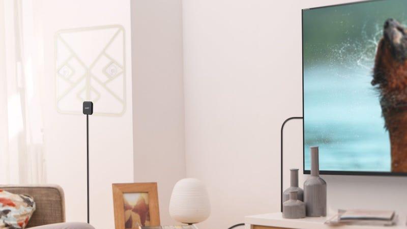 Aukey HDTV Antenna, $10 with code AUKEYANP